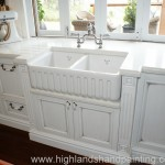 Hand Painted Finish Kitchen